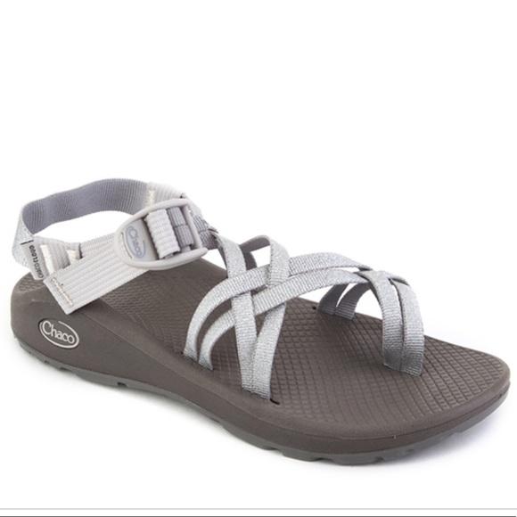 Chaco Ltd Ed Silver Z Cloud X2 Sandals